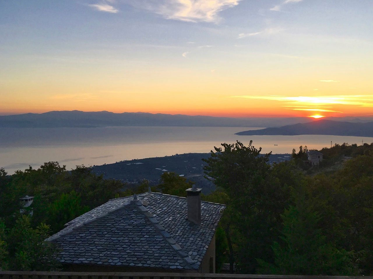 Hygia Yoga Retreat Pelion