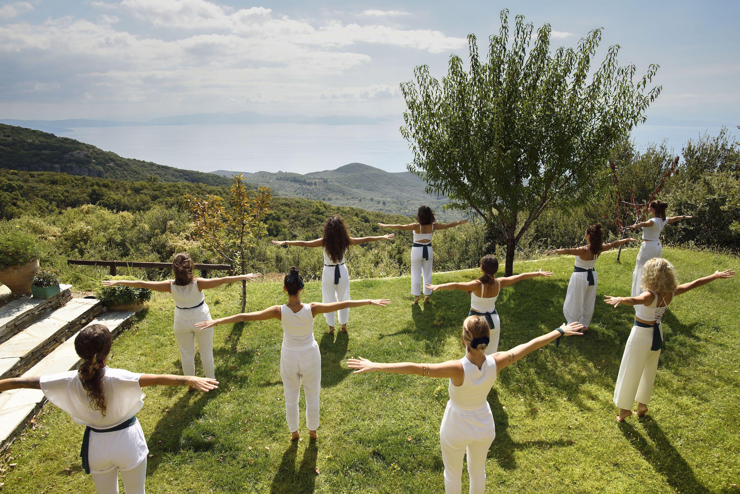 Pelion Homes_Yoga Retreat 01