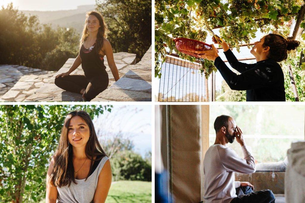 Detox Yoga Retreat Pelion Homes