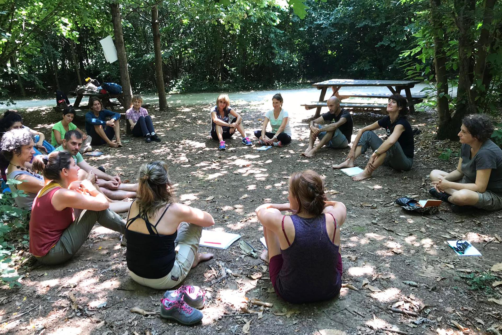 Forest Bathing & Nature Coaching in Pelion, Greece