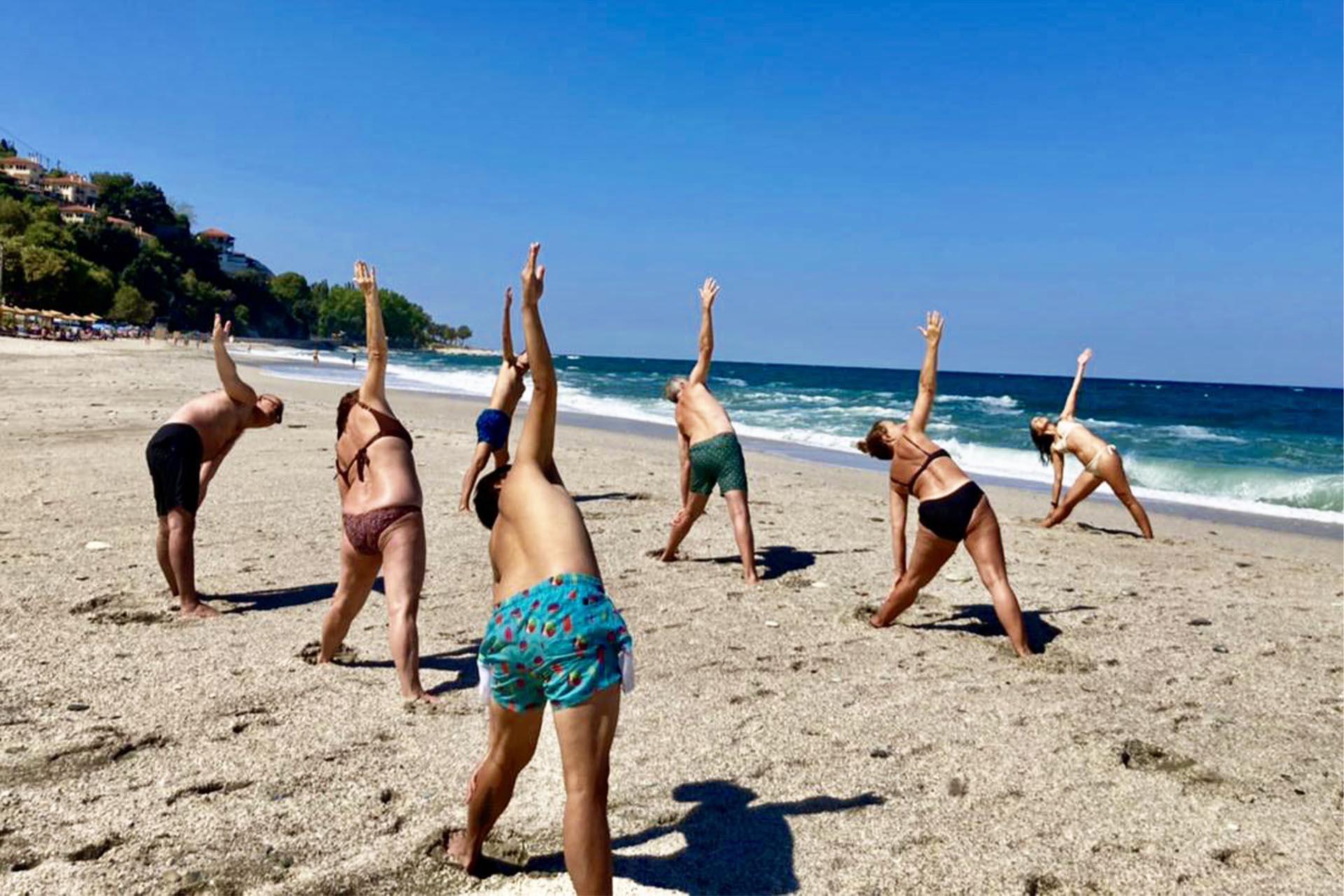 Hygia Yoga Retreat Pelion