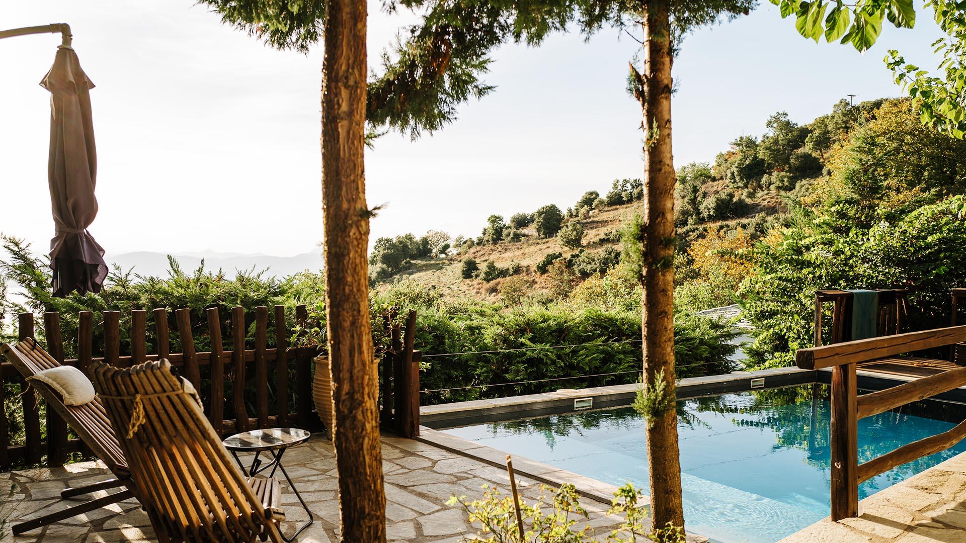 Pelion Homes villa Thalia