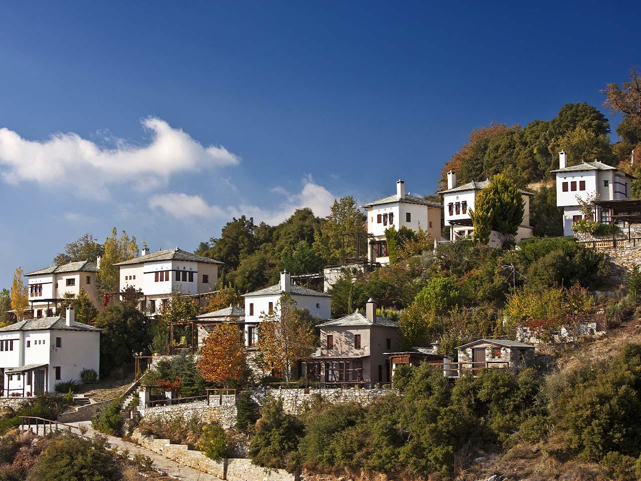 Pelion Homes villas