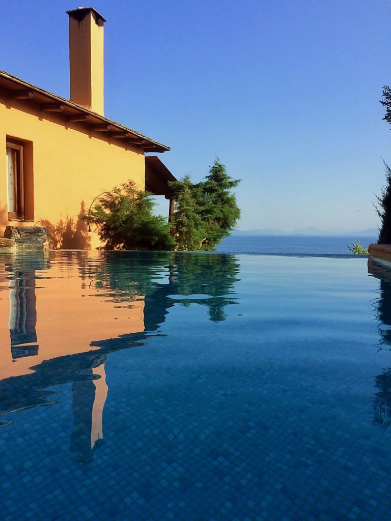 Pelion Homes Villa 2 Cypresses private pool