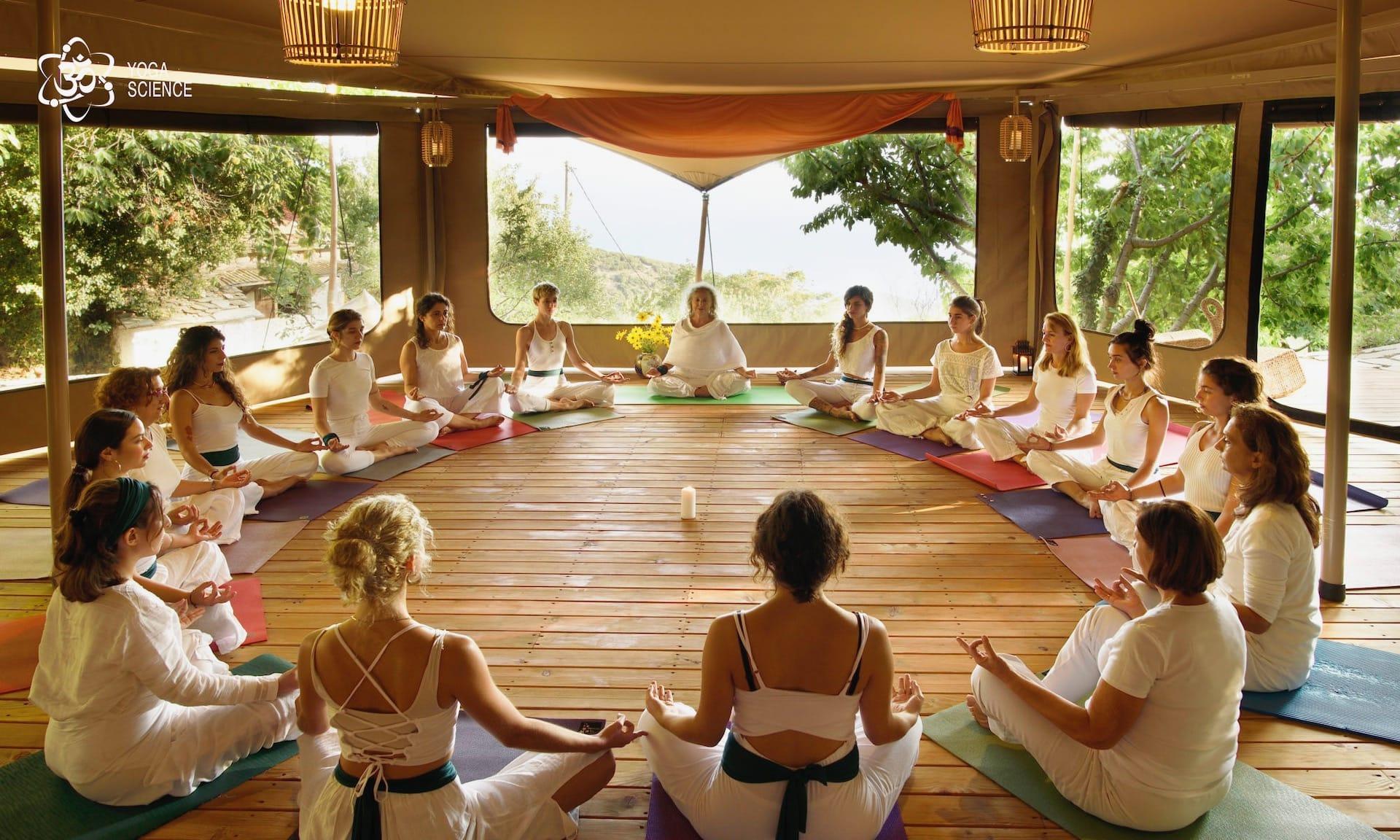 PelionHomes_Yogascience Shala gathering