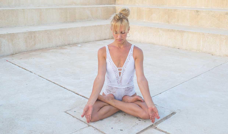 Vicky Tomsky Yoga at Pelion Homes