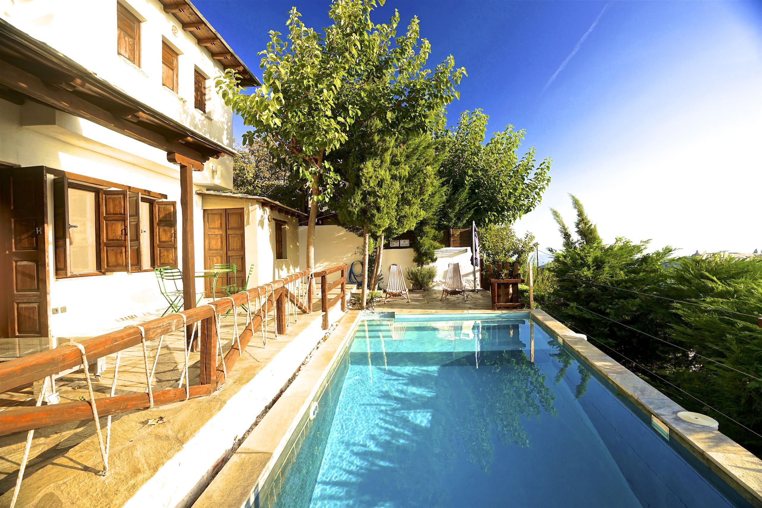 Villa Thalia Pelion Homes