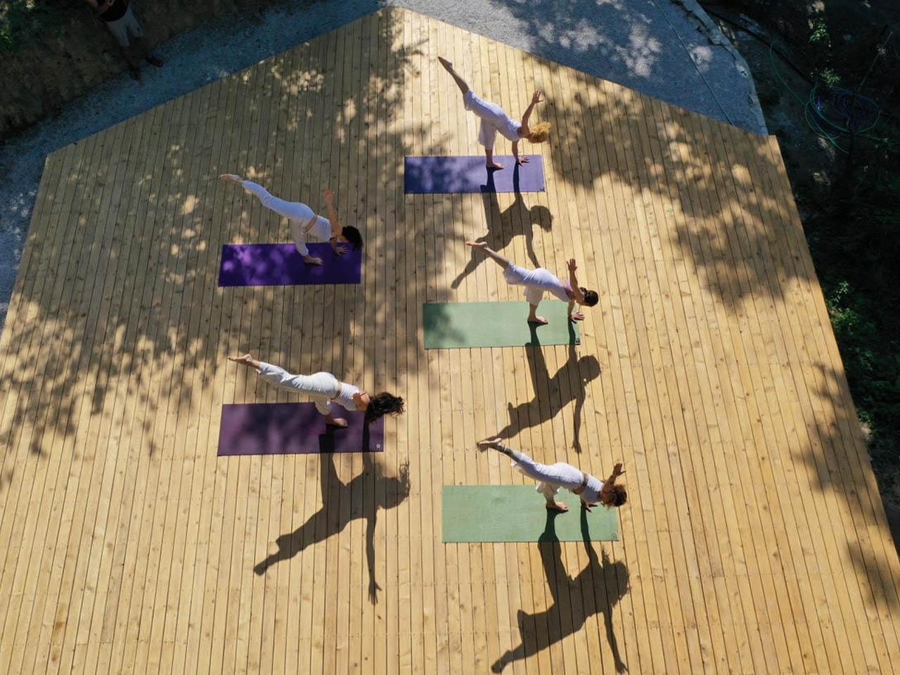 Yoga Science Retreat at Pelion Homes