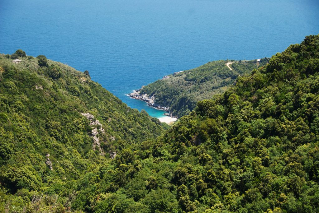 Limnionas beach Pelion, sightseeing with Pelion Homes