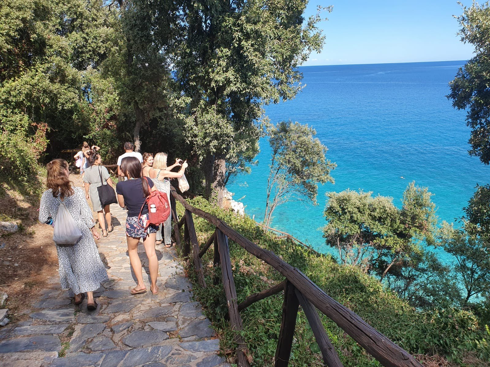 Beach excursion with Pelion Homes