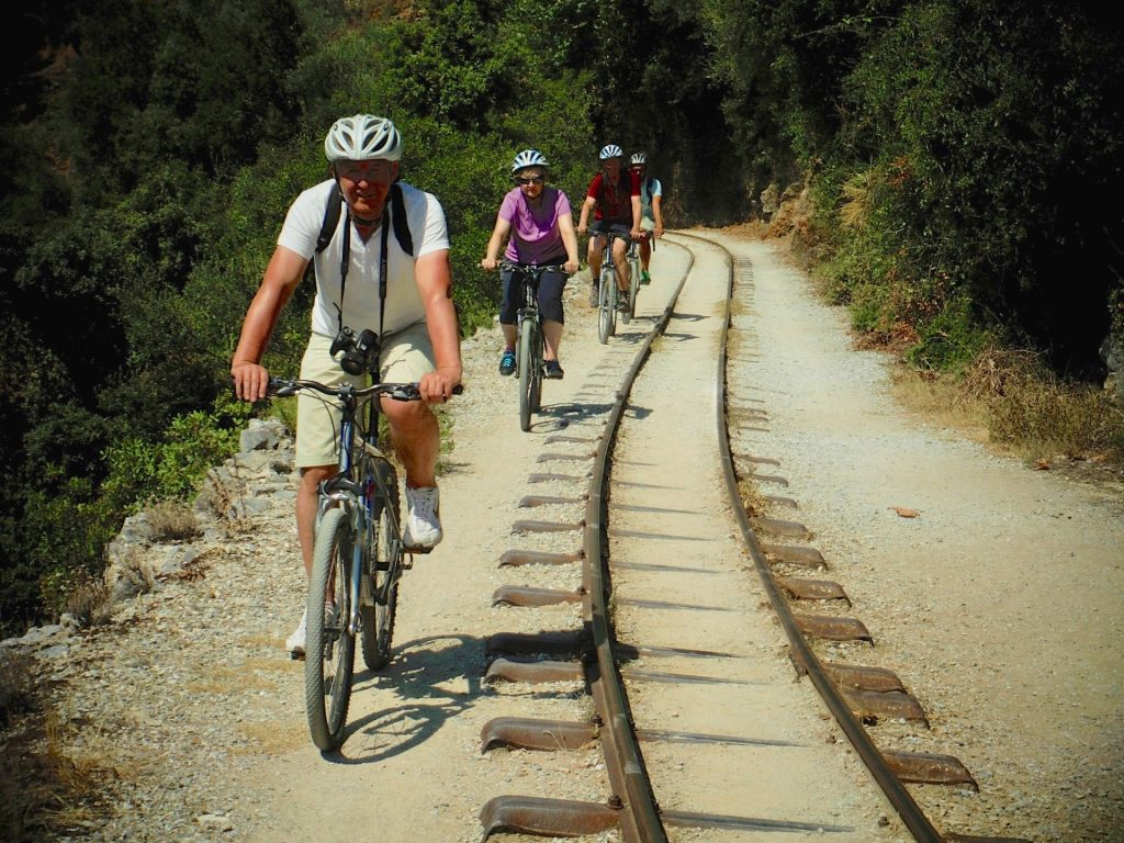 pelion homes_biking in milies